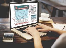 Design Graphic Framework Form Sketch Concept