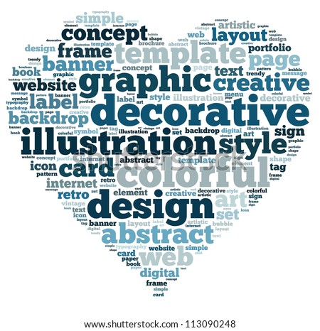 Text Designs Design Info-text Graphics And