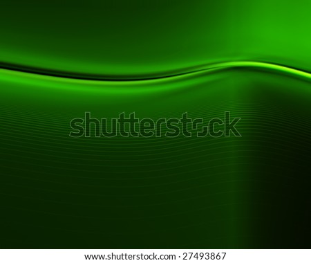 design of dark green abstract background