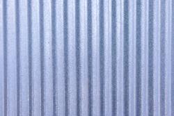 Design silver metal wave wall