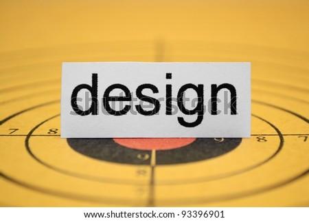 Design target
