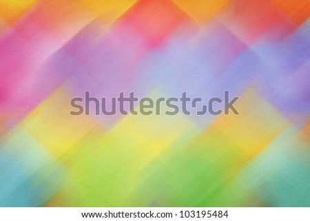 Designed multicolored paper background - stock photo