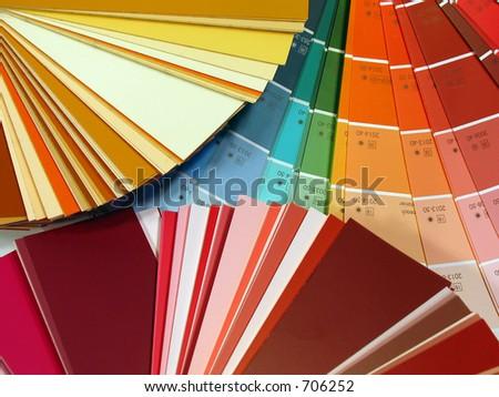 Designer color palette