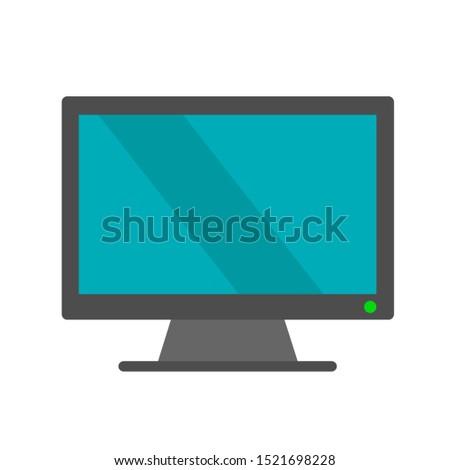 Desktop Monitor or Computer Monitor