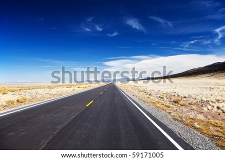 Desolate Road