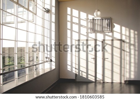 Photo of  Dessau Bauhaus building in Dessau, Germany