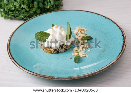 dessert, healthy dessert, delicious dessert  #1340020568
