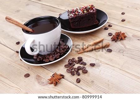 Anise Coffee Cake