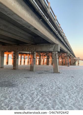 Destin Beach Florida forever a light