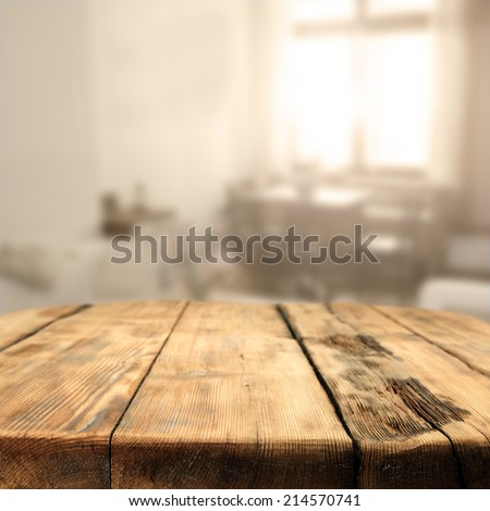 Shutterstock detable top with wooden window and sun