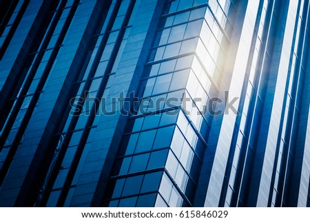 detail glass building background #615846029