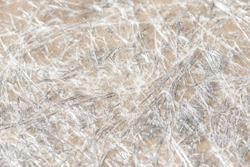 Detail glass fiber special for greenhouses