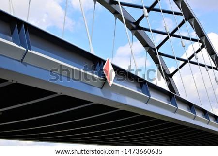 detail of a Bridge, architecture #1473660635