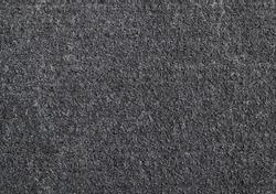 detail of black rubber door mat texture for background