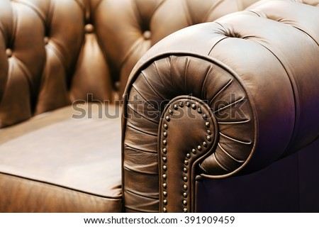 detail of classic furniture...