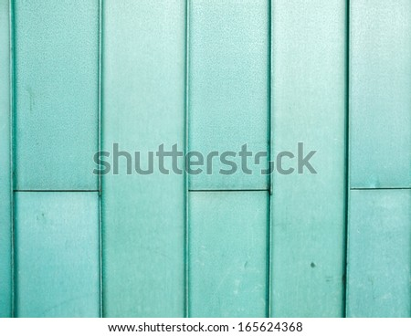 detail of  copper cladding on a ...