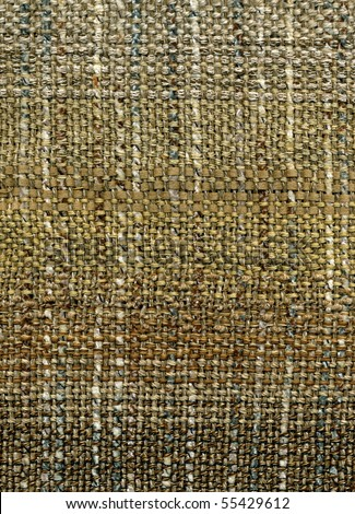 Detail of hand woven fabric