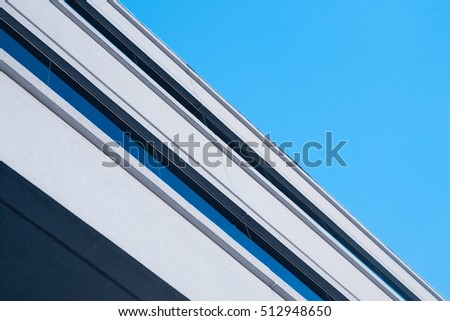 Detail of office building #512948650