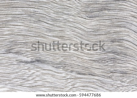 Detail Of Old Rustic Wooden Structure In Grey And Silver Color With Rough Texture Close