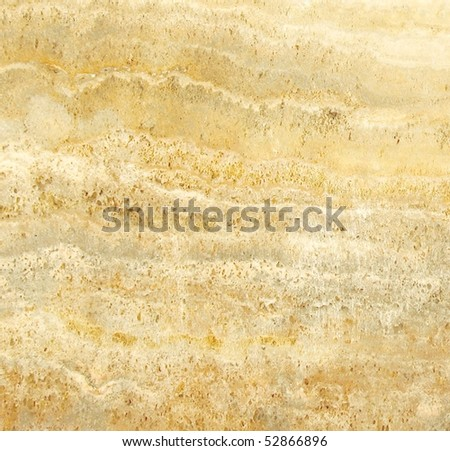 detail of travertine texture