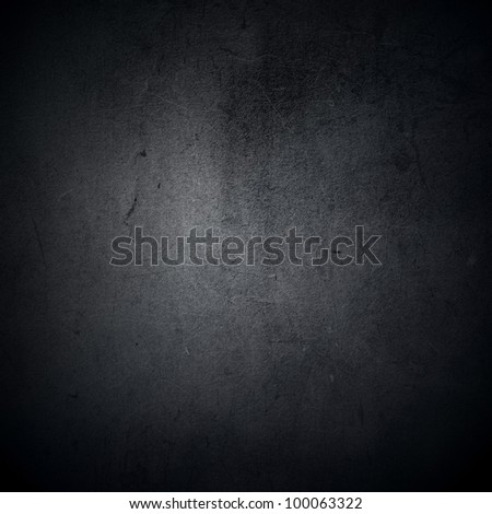 Detailed dark grunge background with scratches and stains
