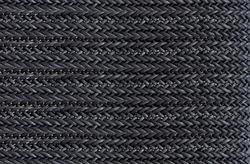 Detailed of black rope.