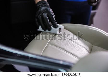 detailing cars, car care