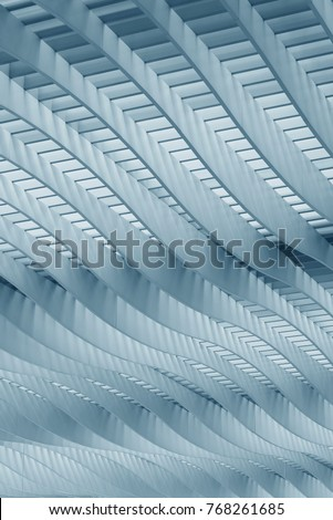 details of modern architecture #768261685