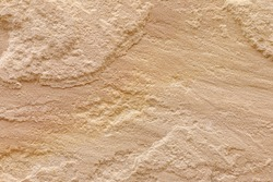 Details of sandstone texture background, brown nature stone background