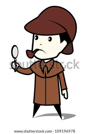 detective man