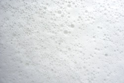 detergent foam bubble
