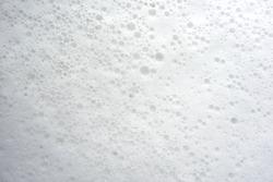 detergent foam bubble