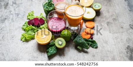 Shutterstock Detox juice