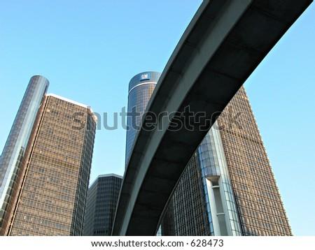 Detroit - stock photo