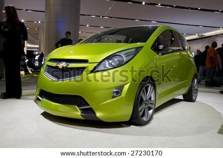 chevrolet spark logo. JAN 12 : Chevrolet Spark