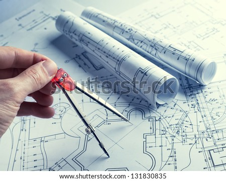 Developing engineering project