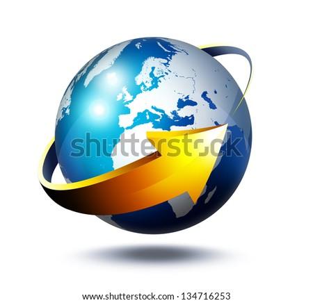 development concept in Europe