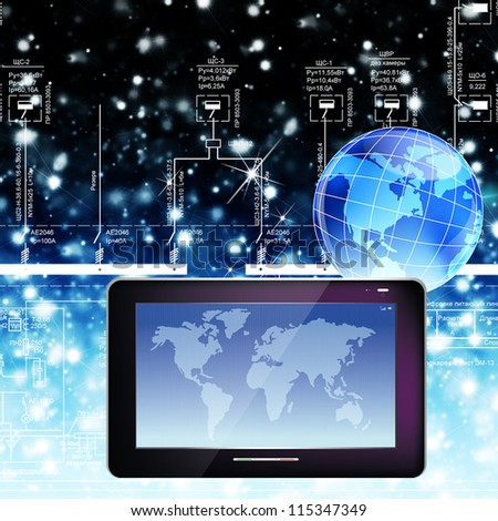 Development of the newest telecommunication and the Internet of technologies