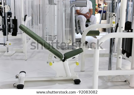 Devices for strength therapy for disability