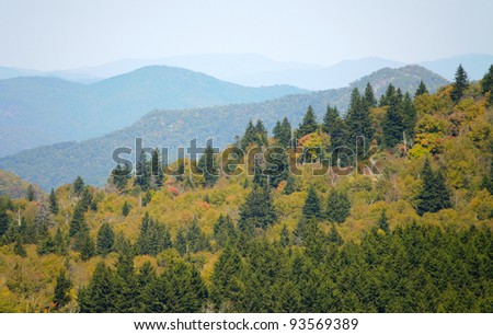 Devil's Courthouse overlook view