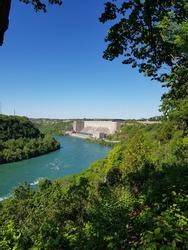 Devils HoleState Park. Niagara Falls, NY
