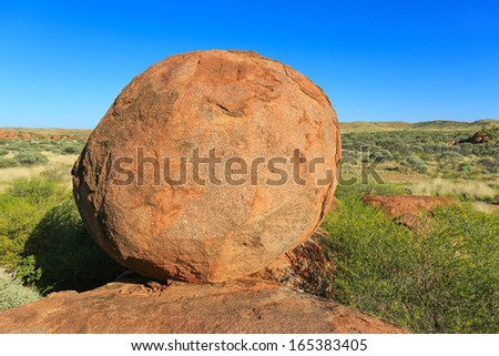 Devils Marbles , Northern Territory Australia