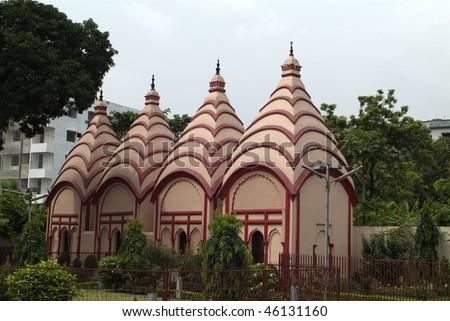Dhakeswari Temple in Dhaka in Bangladesh
