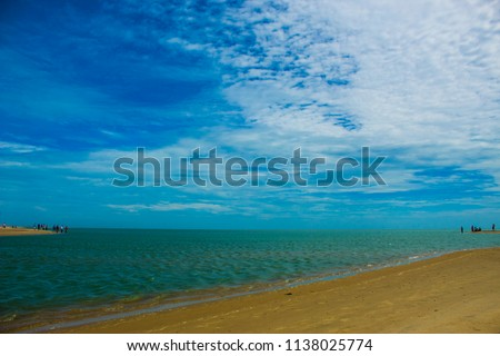 Dhanushkodi is an abandoned town at the south-eastern tip of Pamban Island of the state of Tamil Nadu in India. It is situated to the South-East of Pamban and is about 18 miles west of Srilanka