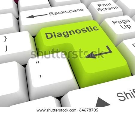diagnostic key