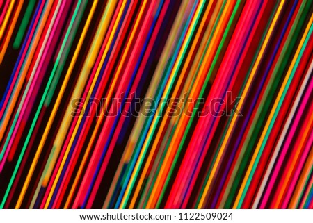 Diagonal Stripes of Colorful light Background