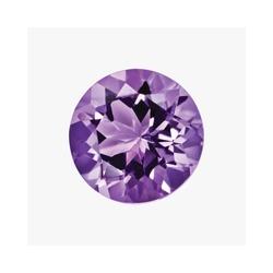 Diamond Color Amethyst Round Shape
