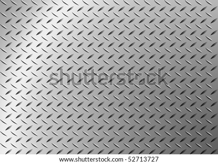 diamond metal background