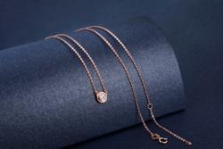 Diamond necklace jewelry luxury necklace