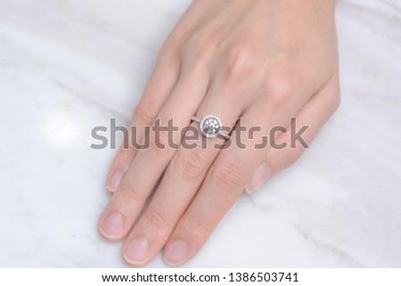 DIAMOND ring bg H&ADIAMOND ring bg H&ADIAMOND ring bg H&A #1386503741